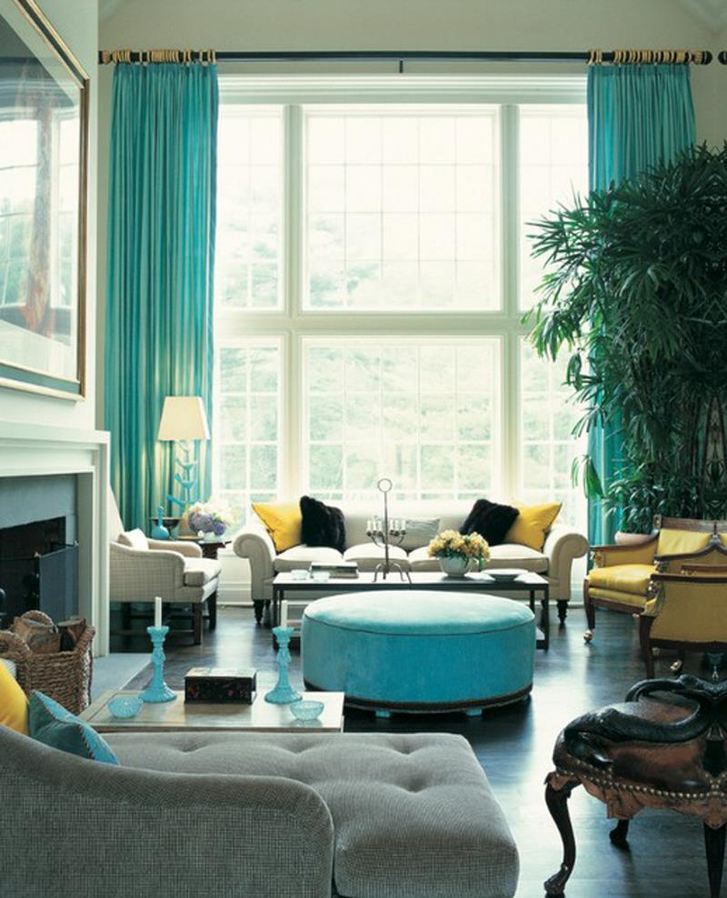 21 Living Rooms With Huge Picture Windows-7