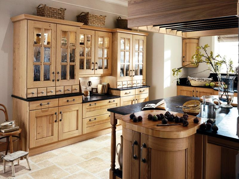 24 Country Kitchen Designs-11