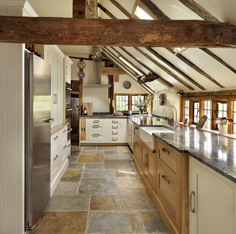 24 Country Kitchen Designs-12