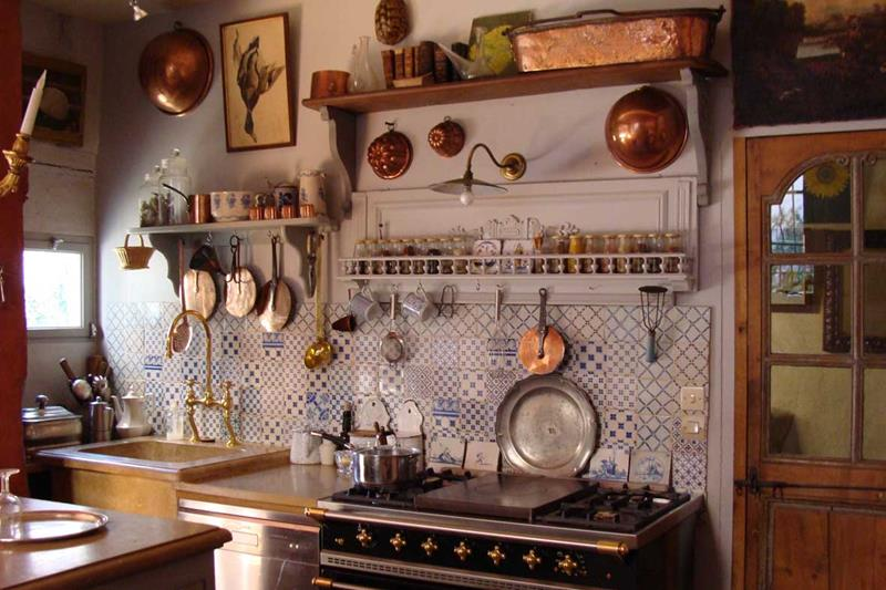 24 Country Kitchen Designs-15