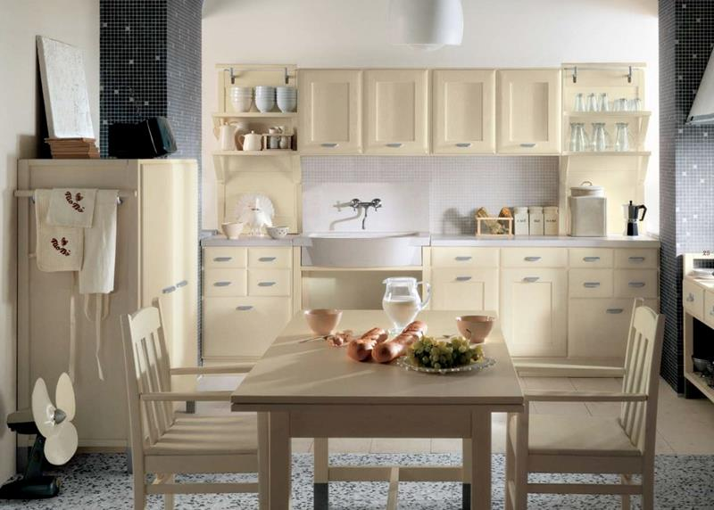 24 Country Kitchen Designs-7