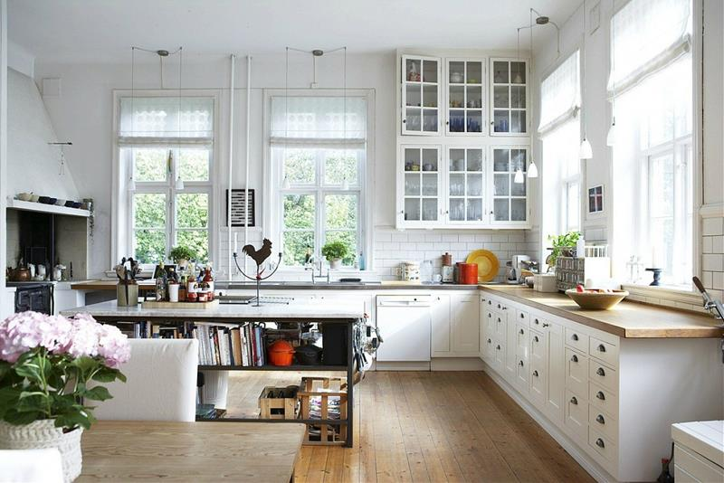 24 Country Kitchen Designs-8