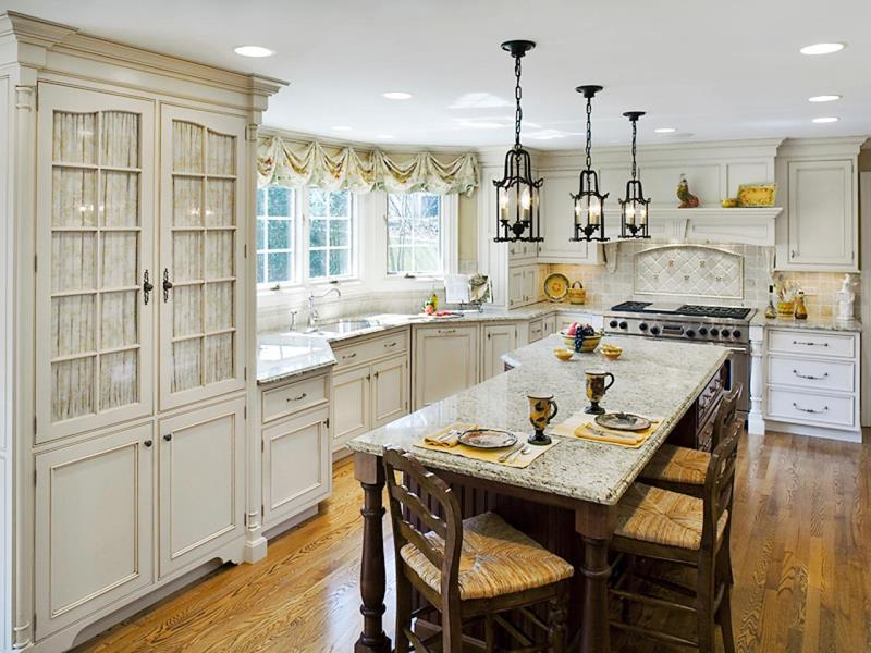 24 Country Kitchen Designs-9