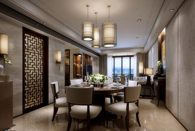 25 Luxurious Dining Room Designs-1