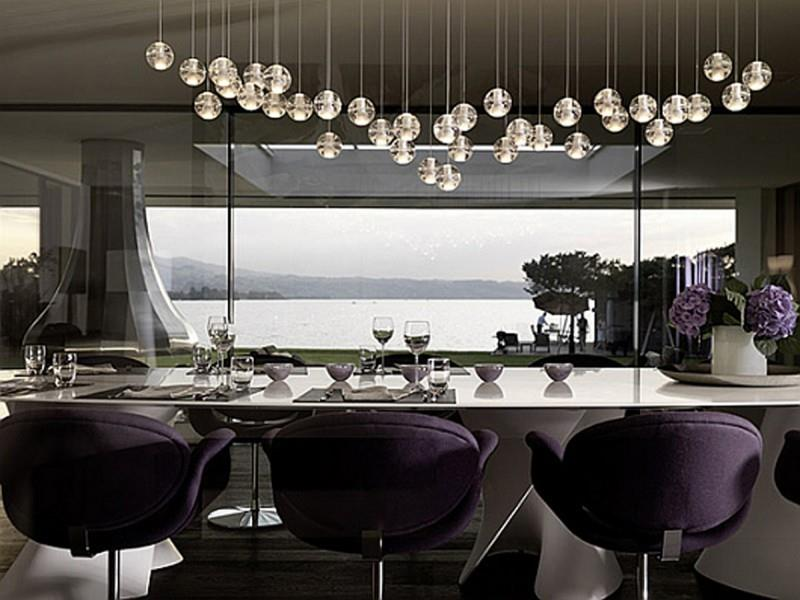 25 Luxurious Dining Room Designs-11