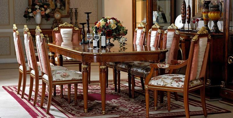 25 Luxurious Dining Room Designs-12