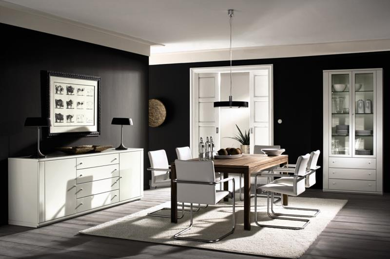 25 Luxurious Dining Room Designs-18