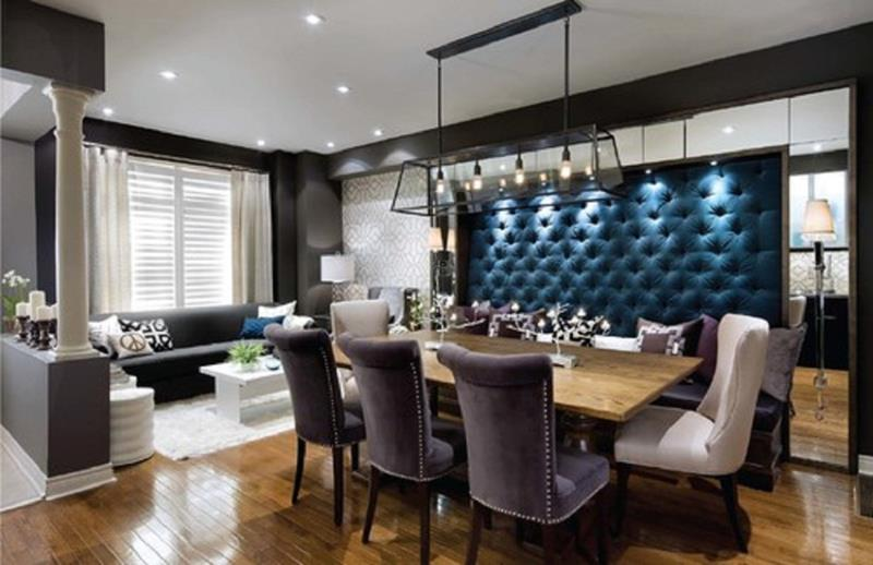 25 Luxurious Dining Room Designs-2