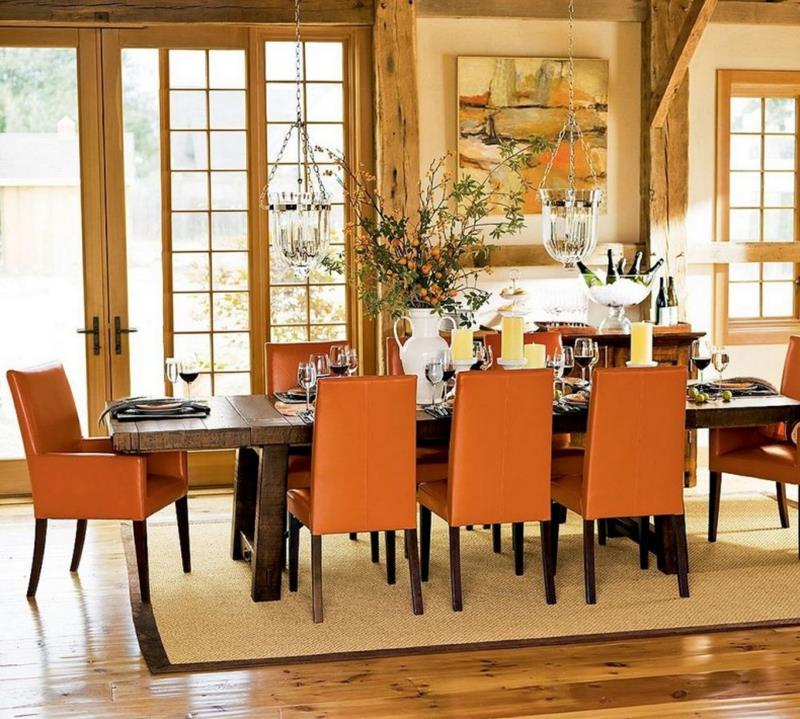 25 Luxurious Dining Room Designs-24