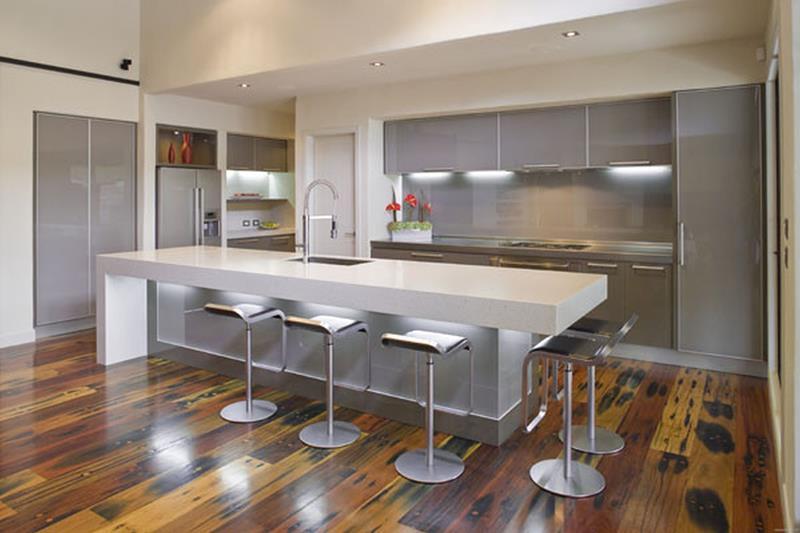 26 Stunning Kitchen Island Designs-17