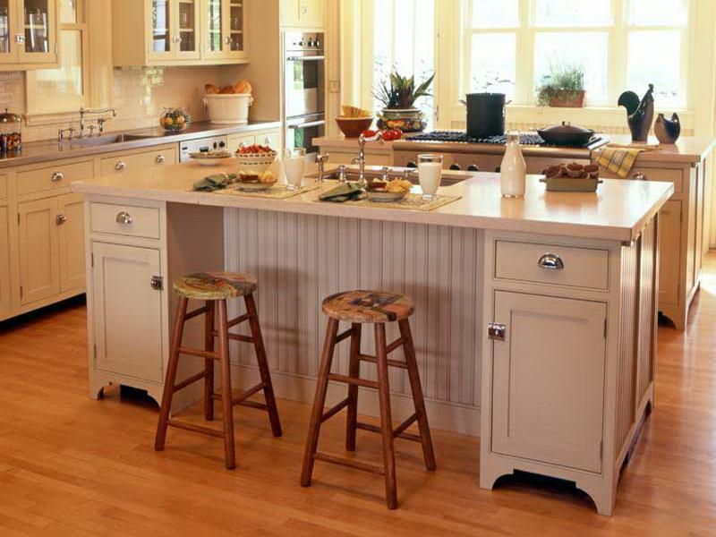 26 Stunning Kitchen Island Designs-23