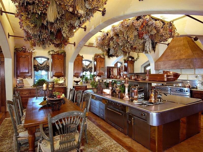26 Stunning Kitchen Island Designs-8
