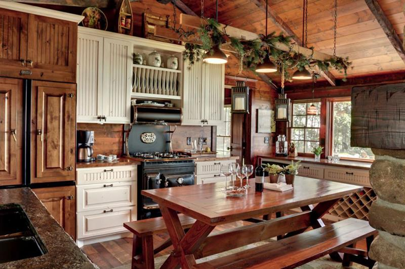 27 Rustic Kitchen Designs-14