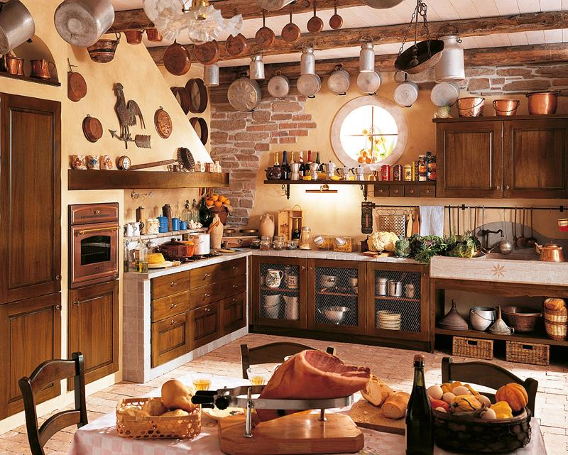 27 Rustic Kitchen Designs-16