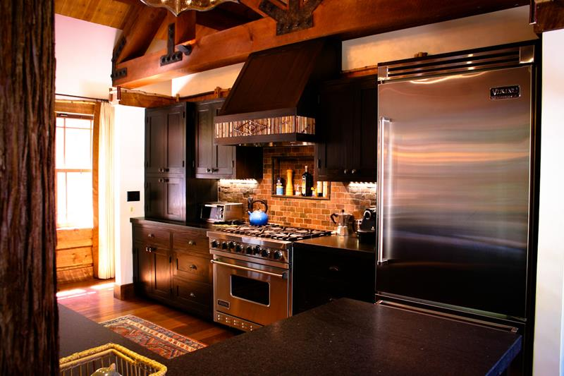 27 Rustic Kitchen Designs-17