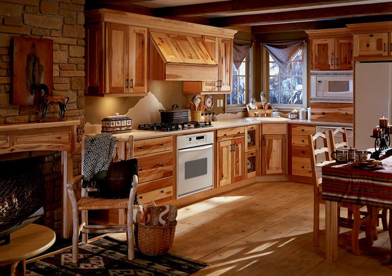 27 Rustic Kitchen Designs-19