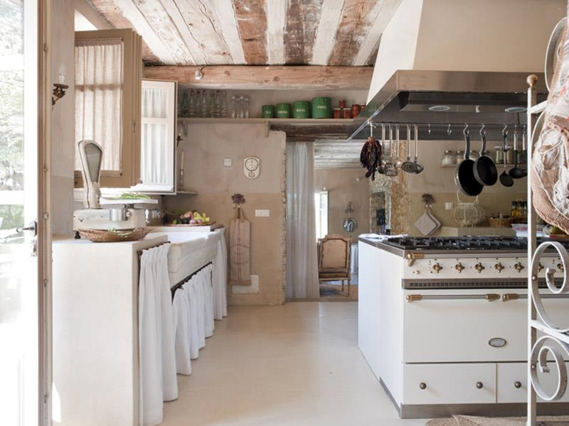 27 Rustic Kitchen Designs-21