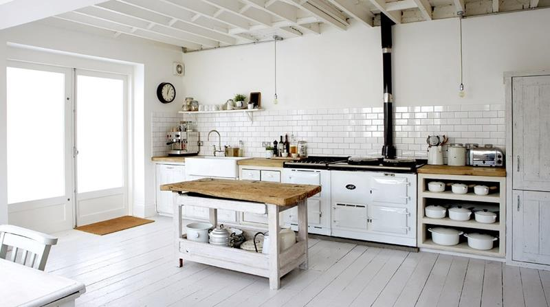 27 Rustic Kitchen Designs-22