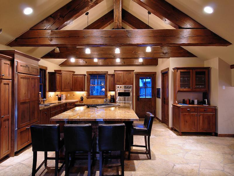 27 Rustic Kitchen Designs-25