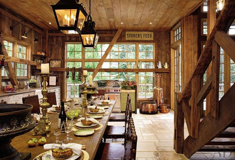 27 Rustic Kitchen Designs-27