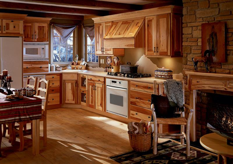 27 Rustic Kitchen Designs-5