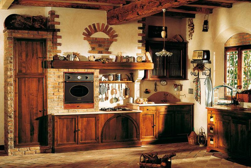 27 Rustic Kitchen Designs-6