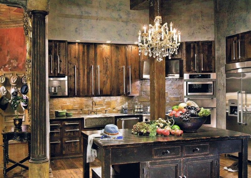 27 Rustic Kitchen Designs-9