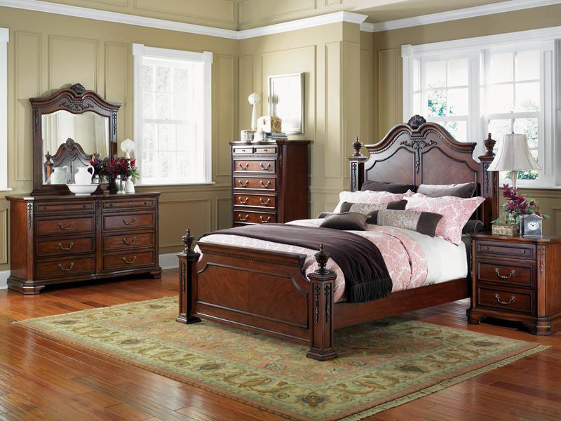 28 Master Bedrooms With Hardwood Floors-10