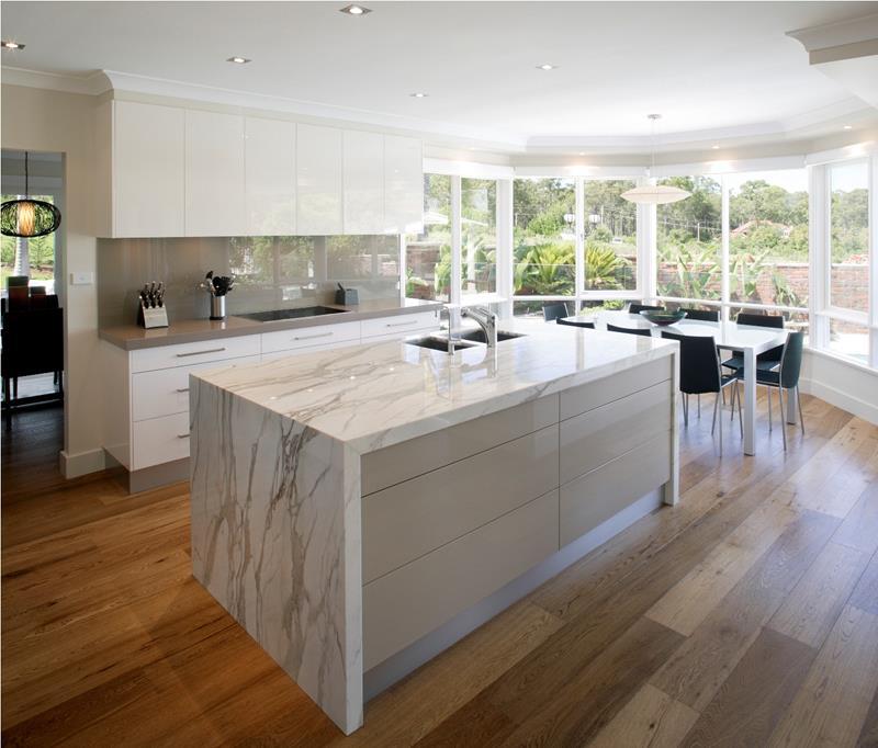 30 Modern Kitchen Design Ideas: 30 Supremely Luxurious Kitchen Designs