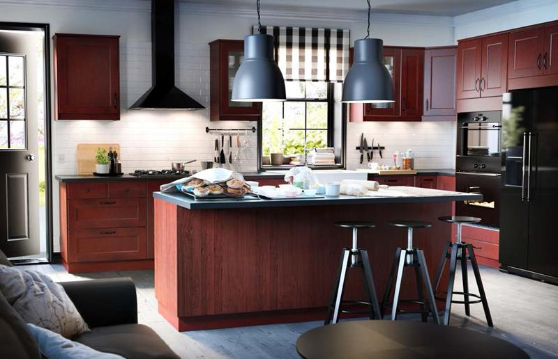 30 Supremely Luxurious Kitchen Designs-17