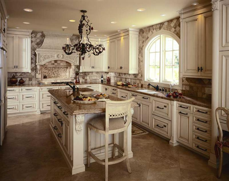 30 Supremely Luxurious Kitchen Designs-20
