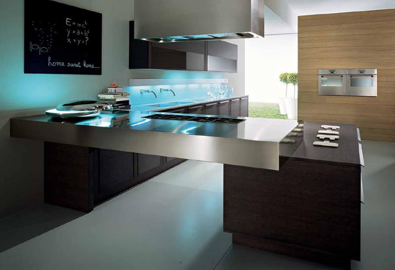 30 Supremely Luxurious Kitchen Designs-22