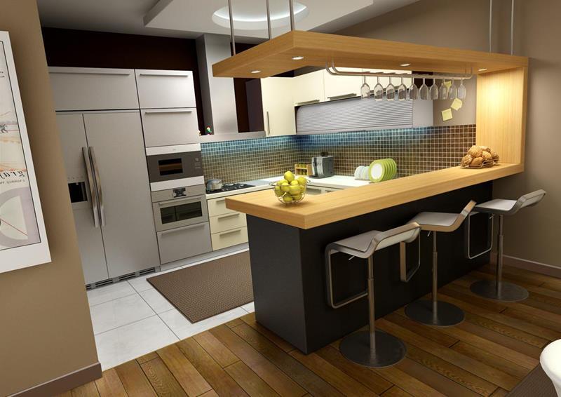 30 Supremely Luxurious Kitchen Designs-8
