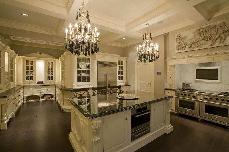 30 Supremely Luxurious Kitchen Designs-title