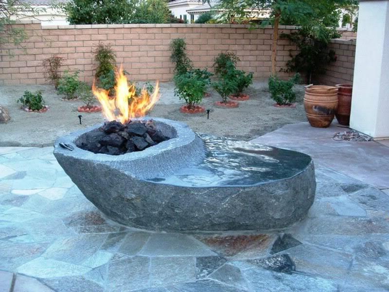 17 Amazing Backyard Fire Pits to Gather Around-1