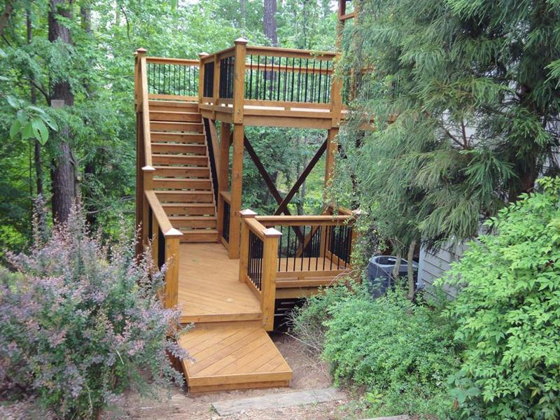 18 Deck Designs That Are Absolutely Stunning-7