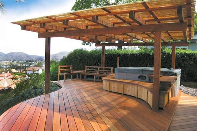 18 Deck Designs That Are Absolutely Stunning-8