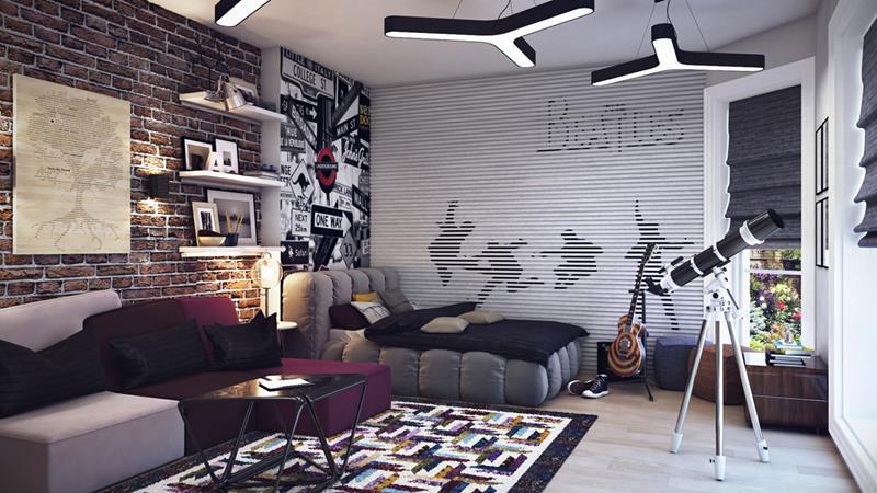 19 Amazing Kids Bedroom Designs-17
