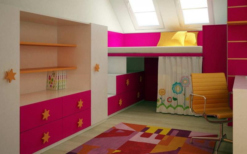 19 Amazing Kids Bedroom Designs-7