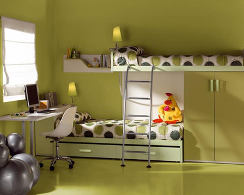 19 Amazing Kids Bedroom Designs-8