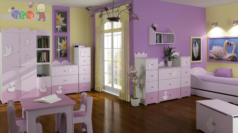 19 Amazing Kids Bedroom Designs-9
