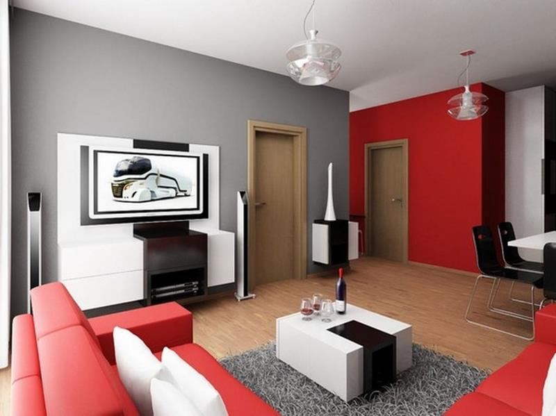 20 Awesome Small Apartment Designs That Will Inspire You-1