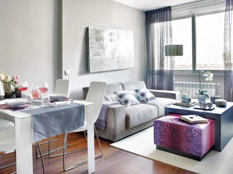 20 Awesome Small Apartment Designs That Will Inspire You-15