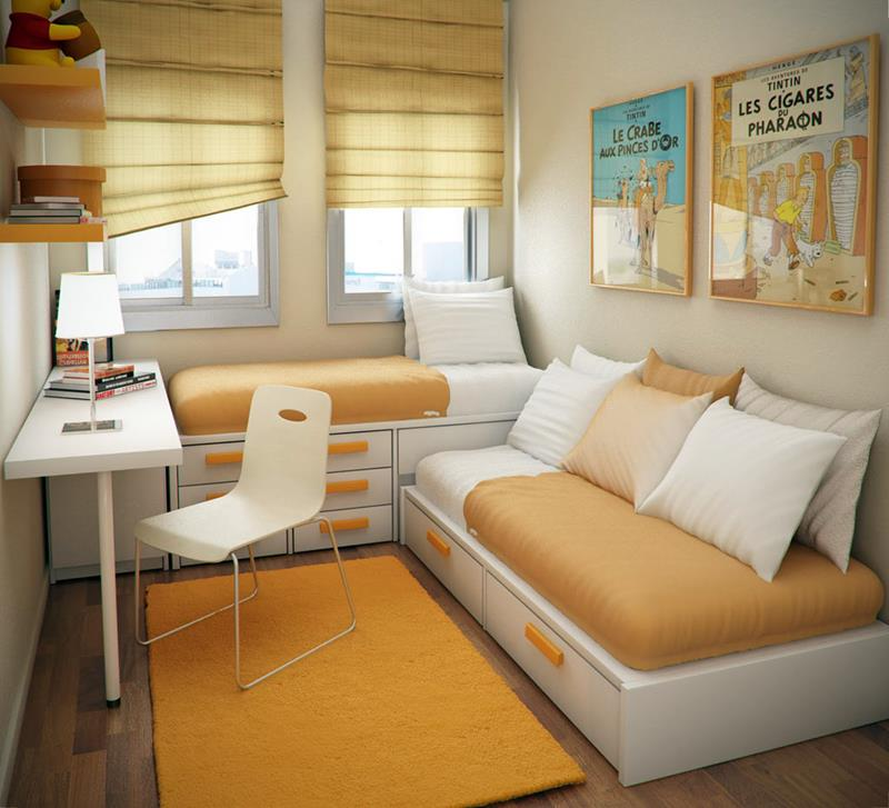 20 Awesome Small Apartment Designs That Will Inspire You-17
