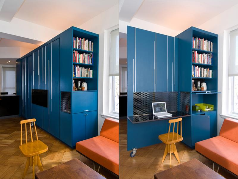 20 Awesome Small Apartment Designs That Will Inspire You-19