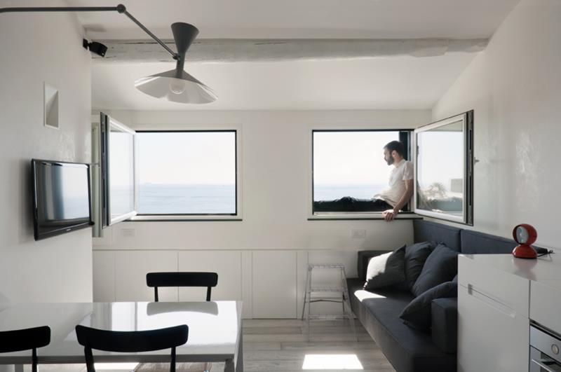 20 Awesome Small Apartment Designs That Will Inspire You-20