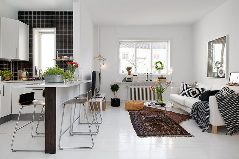 20 Awesome Small Apartment Designs That Will Inspire You-4