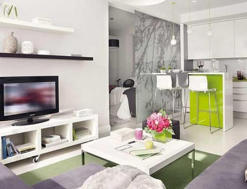 20 Awesome Small Apartment Designs That Will Inspire You-6