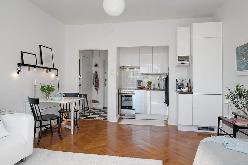 20 Awesome Small Apartment Designs That Will Inspire You-9
