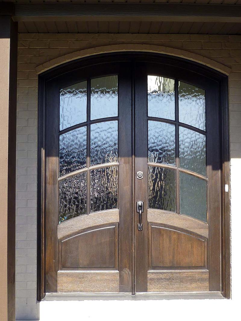 20 Stunning Front Door Designs-10